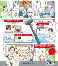 作業者の作業負担軽減を目指す!!