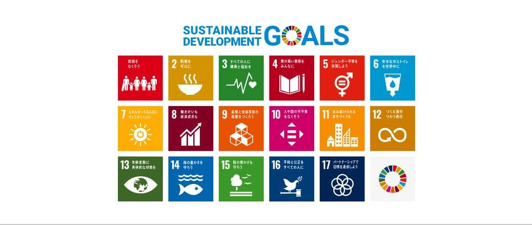SDGs SDGsへの取組み