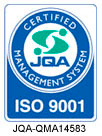 ISO 9001 JQA-QMA14583