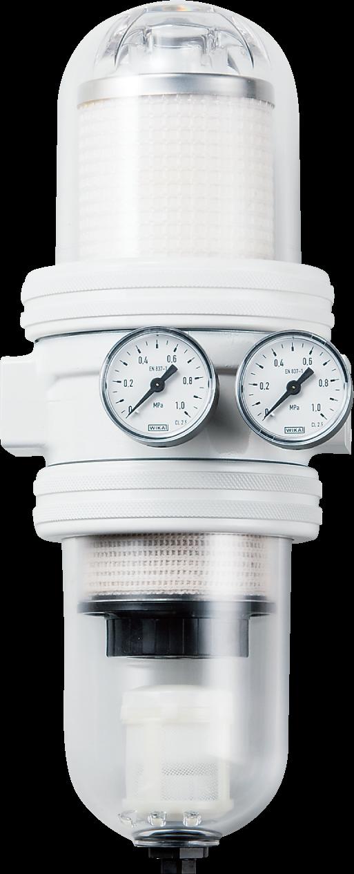 抗菌・除菌3in1マルチ・ドライフィルタースケルトン